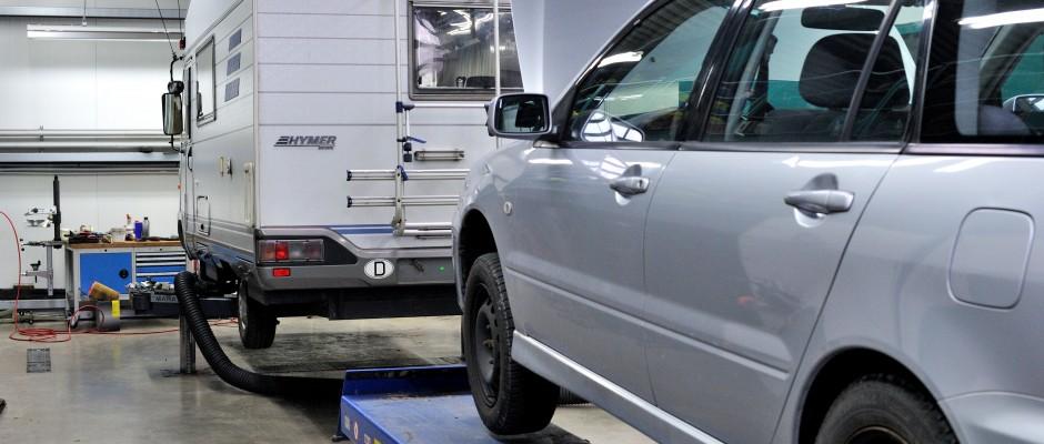 Reparaturen aller Automarken und -modelle